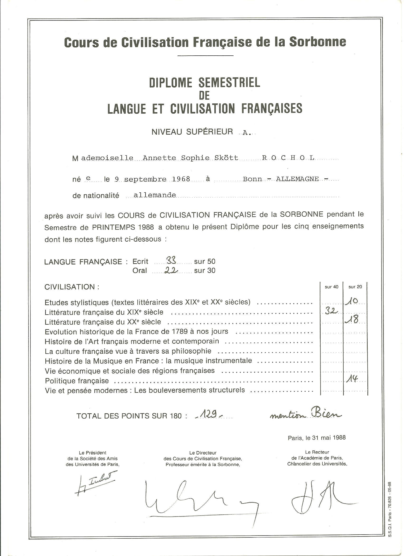 1988  u2019  certificat    u2019  deutsche  u00dcbersetzung